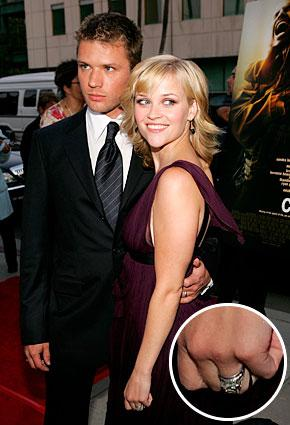 Reese Witherspoon's Engagement Ring