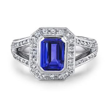 Shopping For Tanzanite Engagement Rings Lovetoknow