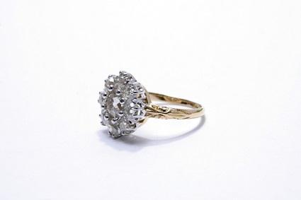 victorian wedding jewelry - Victorian Wedding Rings