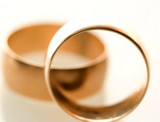 Plain Wide Gold Wedding Ring Lovetoknow