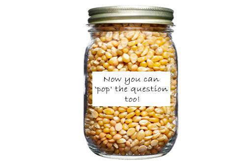 Jar of Popcorn