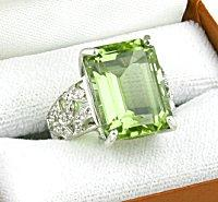 peridot engagement ring designs - Peridot Wedding Rings
