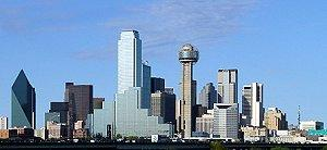 Image of downtown Dallas, Texas