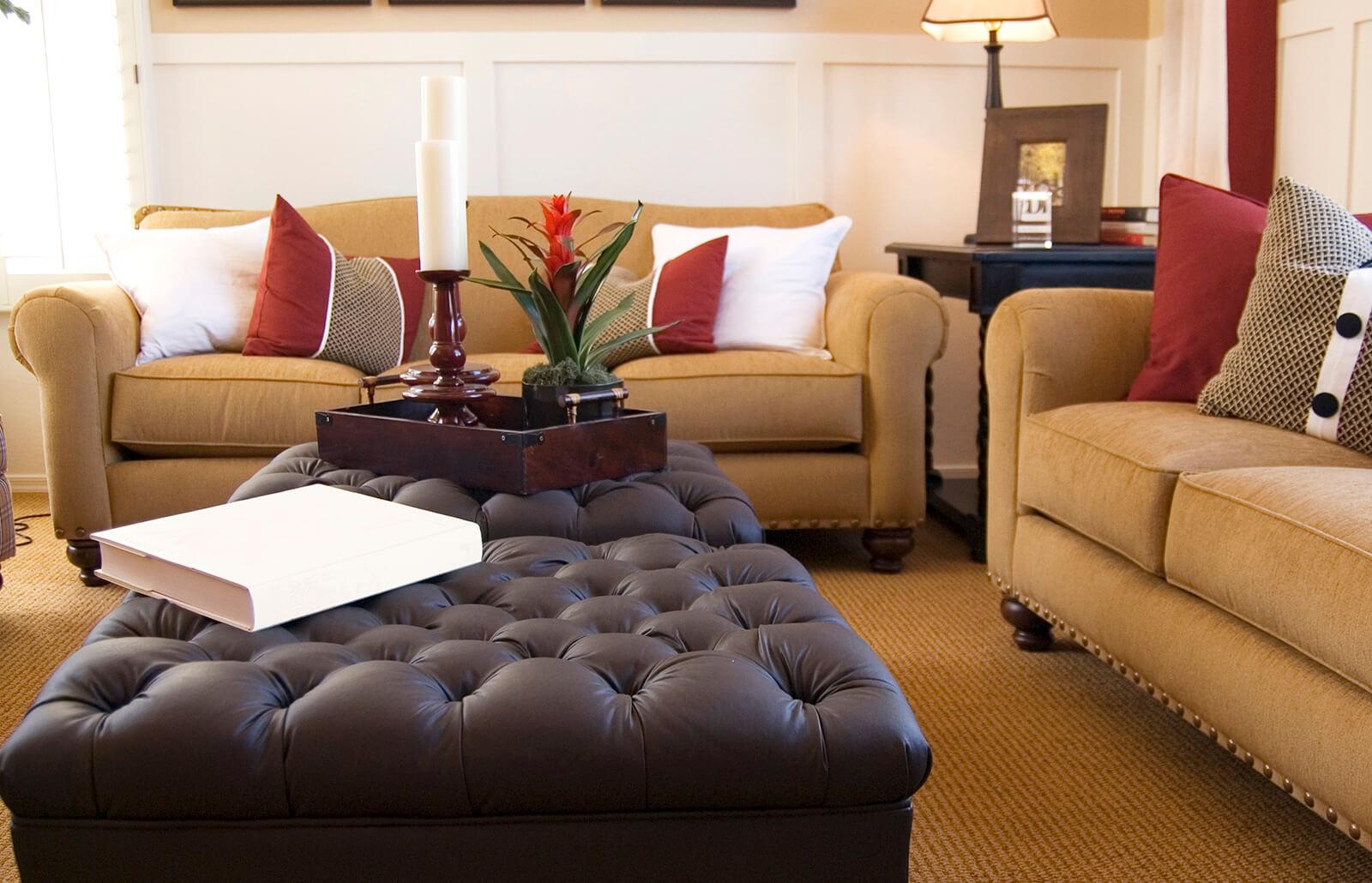 Photo Salon Feng Shui ideas feng shui para diseñar una sala de estar auspiciosa
