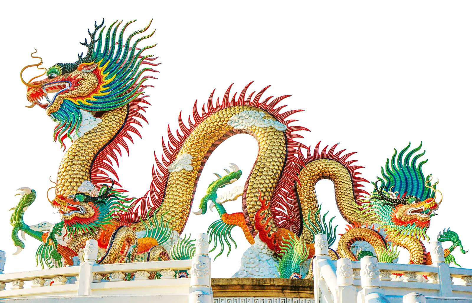 Resultado de imagen para dragon chino