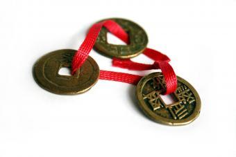 Amuleto de la buena suerte y el éxito