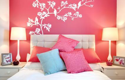 Habitación rosada