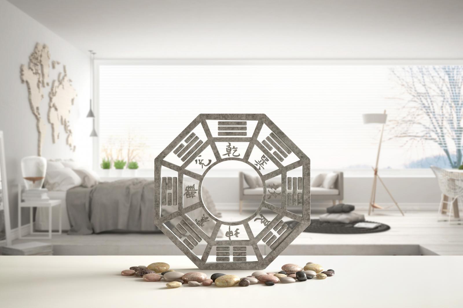 zen concept interior design, feng shui