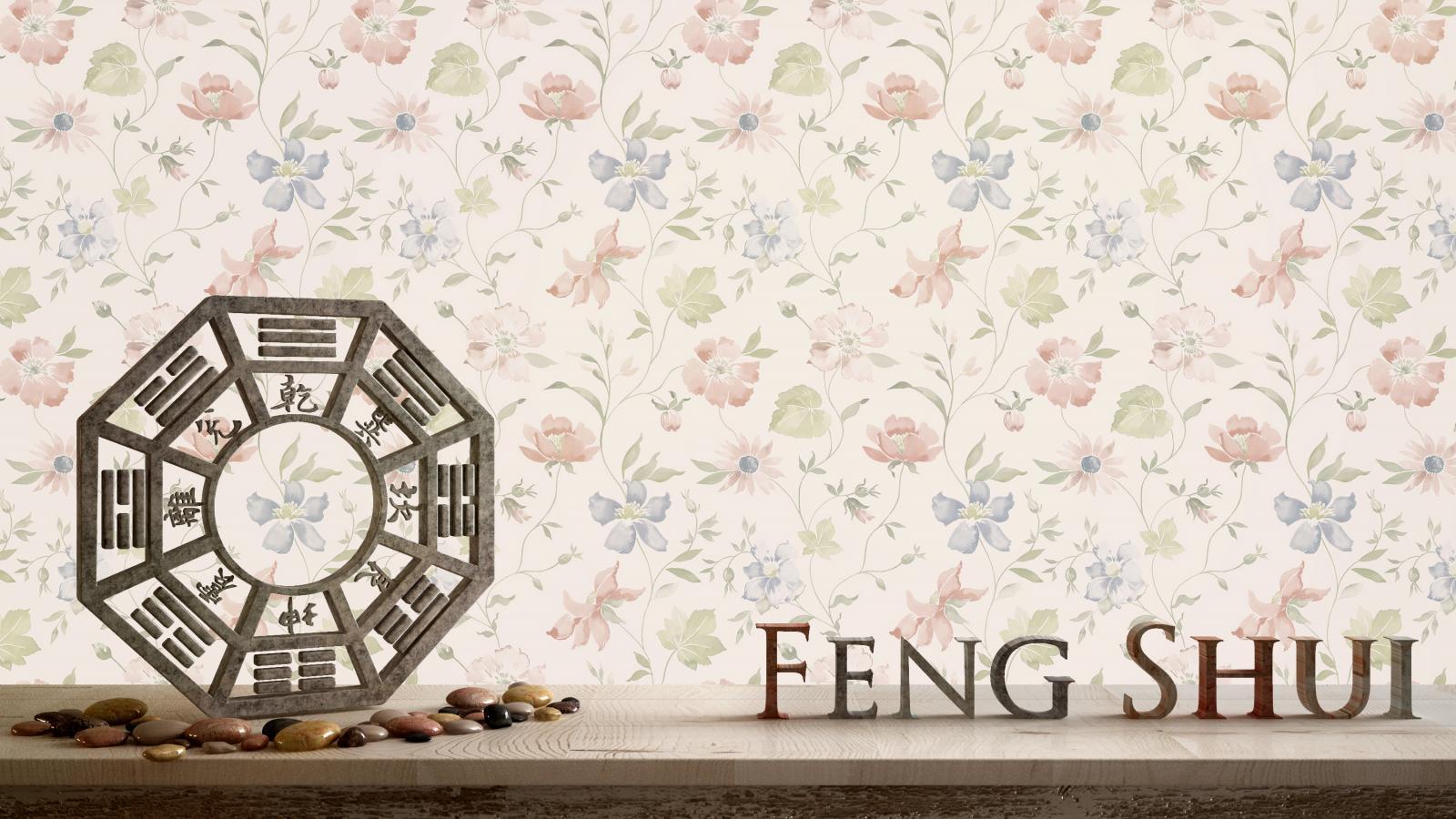 Esquina de la suerte feng shui
