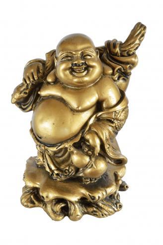 Buda del viaje espiritual