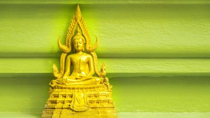 Buda de la tierra