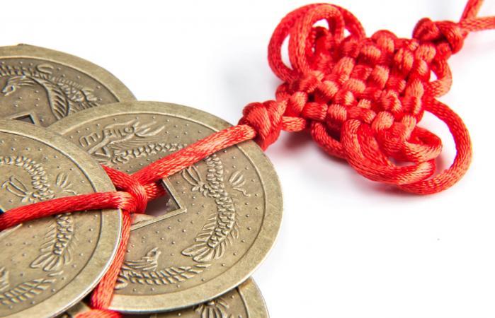 Monedas de la suerte