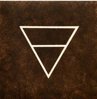 Simbolo Griego del elemento tierra