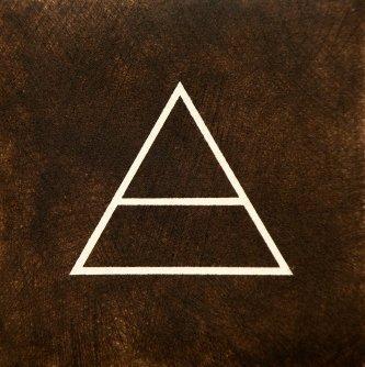 Simbolo griego del elemento aire