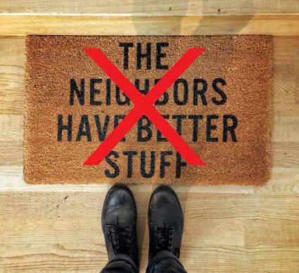 no recomienda estera de puerta