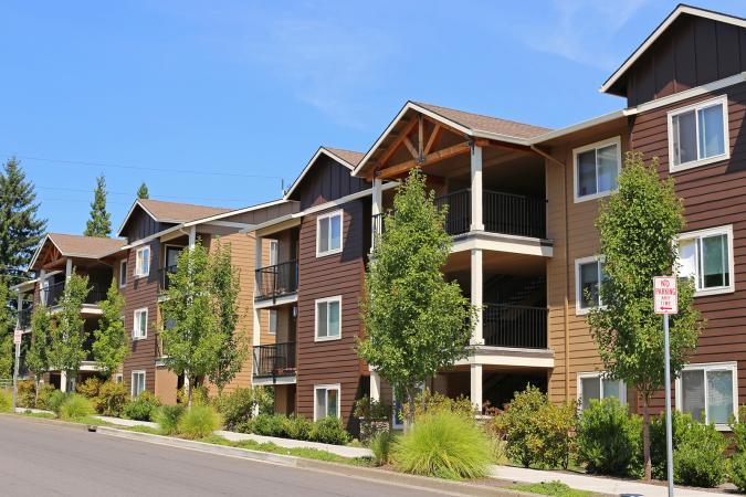 nuevo complejo de apartamentos
