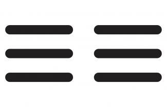 Trigrama Kun