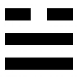 Trigrama Dui