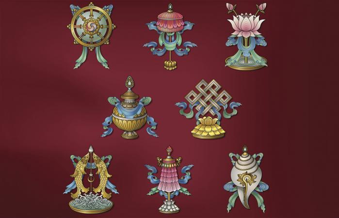 Símbolos de Feng Shui