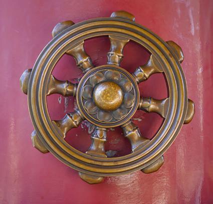 rueda de oro