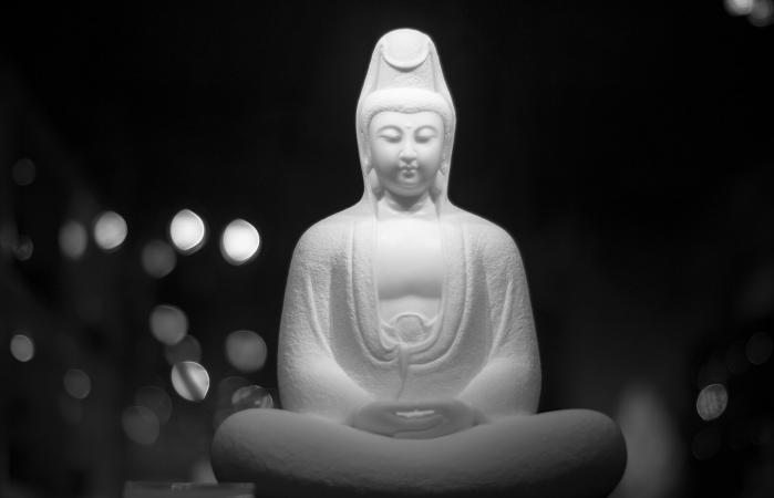 Estatua de Quan yin