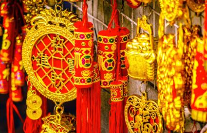 Amuletos Chinos de la Buena Suerte