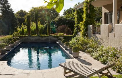 Villa de lujo y piscina
