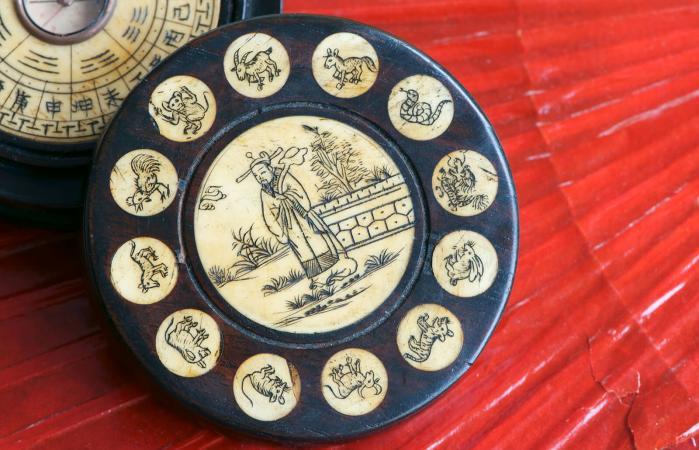 Rueda Zodiacal China