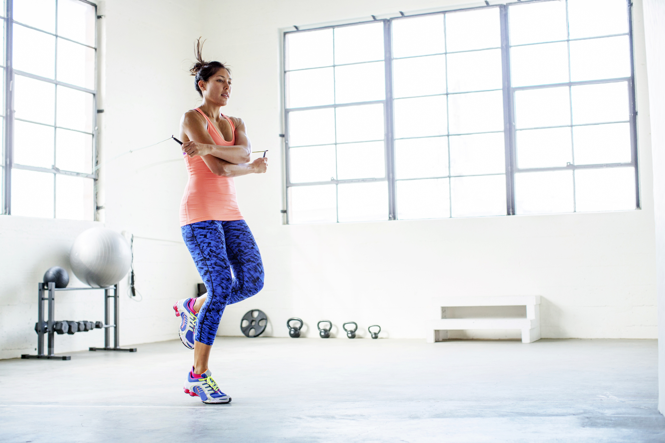 9 Jump Rope Tricks From Easy To Advanced Lovetoknow