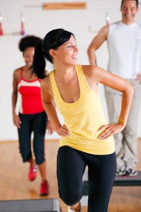 Aerobics Routines