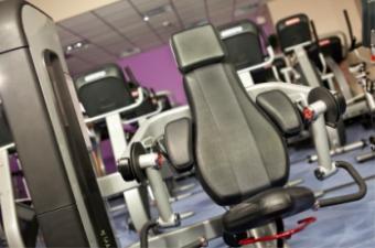 Commercial strength training equipment