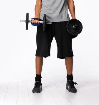 Sample Weightlifting Routine