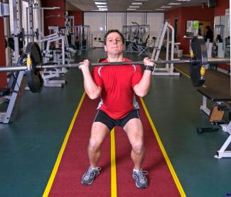 4 Benefits of Front Squats
