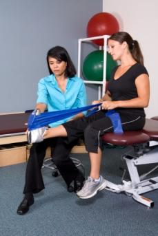 Strength Training as Part of a Physical Therapy Program