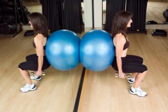 Static Exercise for Leg Strength