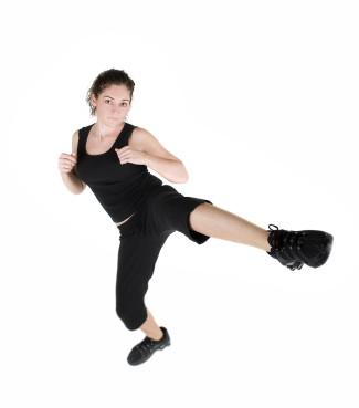 Tae Bo Fitness at Home