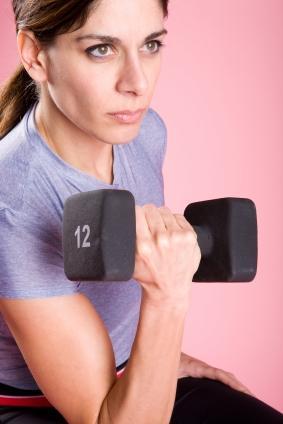 Free Weight Training Program