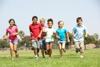 Children's Exercise and Physical Activity Ideas