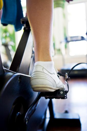 Stationary Bike Exercise Program