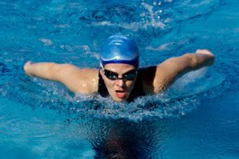 Swimming Routines for Weight Loss