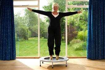 Trampoline Exercise Routines