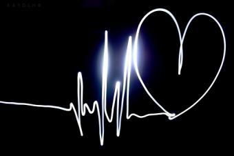 Heart Shape Pulse