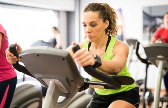 What Areas Does an Exercise Bike Target?