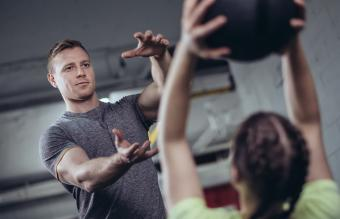 Slam Ball Exercises for a Complete Workout
