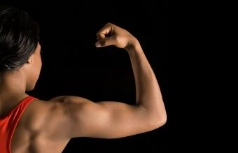 Female Bicep Pictures