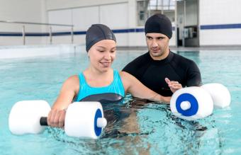 Water Therapy and Exercise Options