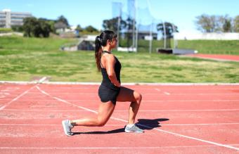 How to Do Lunges