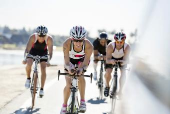 Which Muscles Does Biking Work?