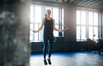 Jump Rope Exercise Routines