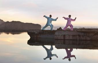 Tai Chi Exercise and Moves